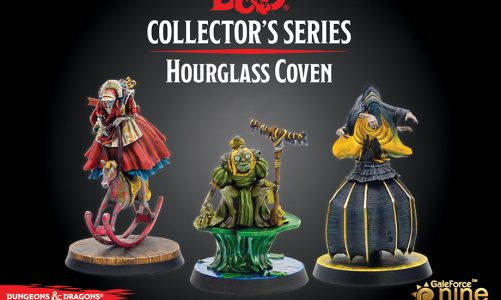 The Hourglass Coven