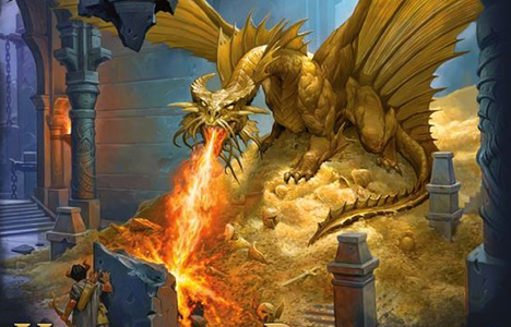 Order Vault of Dragons Today!