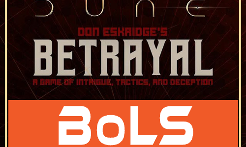 Bell of Lost Souls Dune: Betrayal