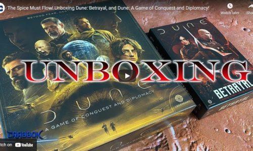 Crabbok Unboxing