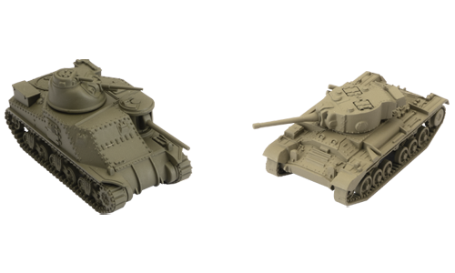 Heading To The Garage: The M3 Lee and Valentine