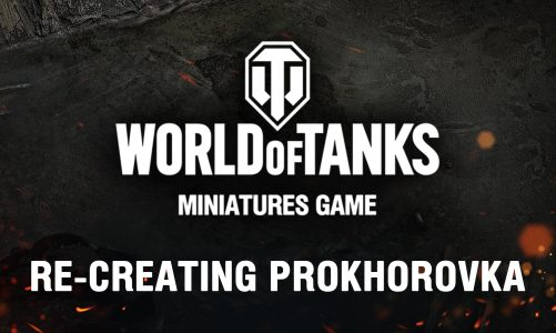 Re-creating Prokhorovka